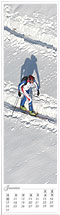 calendrier ski